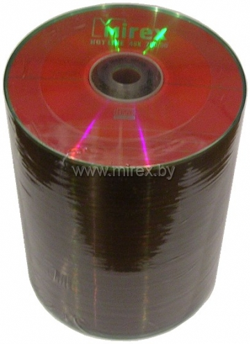 Mirex CD-R  HOTLINE 700mb 48х bulk50