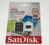 SD Micro128 GB SanDisk Ultra Class10 80MB/s (с ад)