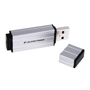 USB Flash Silicon Power32Gb ULTIMA II I-S silver