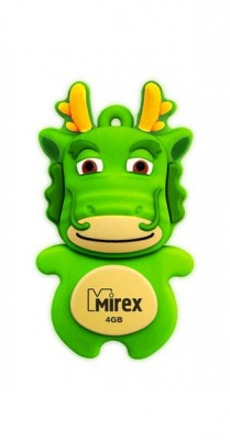 USB Flash Mirex DRAGON GREEN 16GB