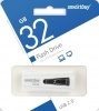 USB Flash Smart Buy 32Gb Iron White/Black