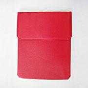 Чехол для планшетного компьютера CloverBag 10 дюймов экокожа красный