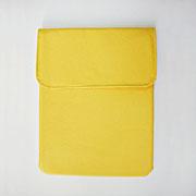 Чехол для планшетного компьютера CloverBag 10 дюймов экокожа желтый