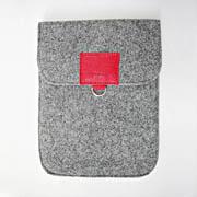 Чехол для планшетного компьютера CloverBag 10 дюймов войлок