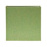 Фотоальбом GOLDBUCH 30 листов размером 26*30 см, тканевая обложка (лён) салат