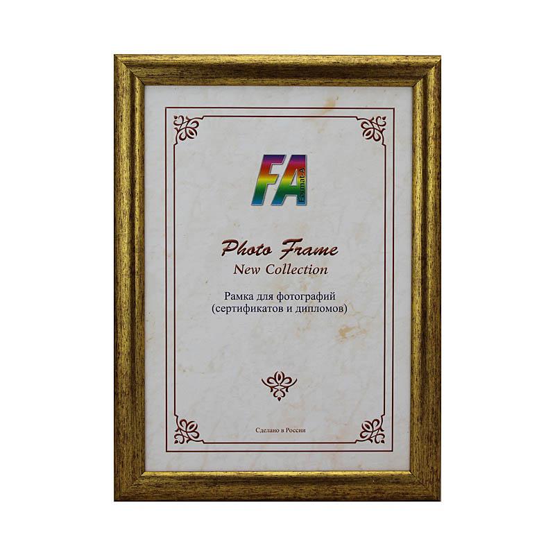 Фоторамка FA 40*50 Автограф (бронза)