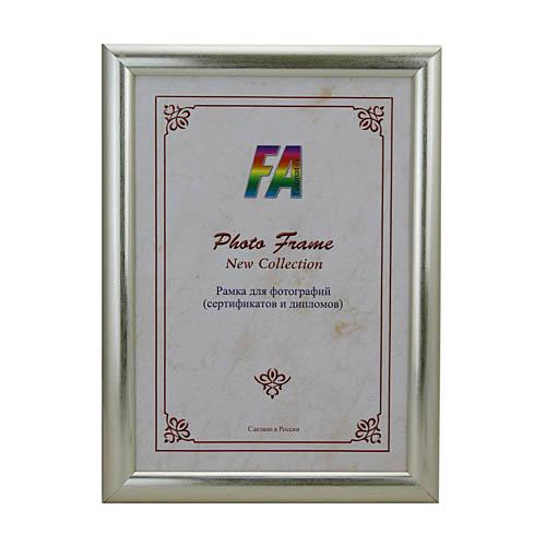 Фоторамка FA 50*70 Автограф (серебро)