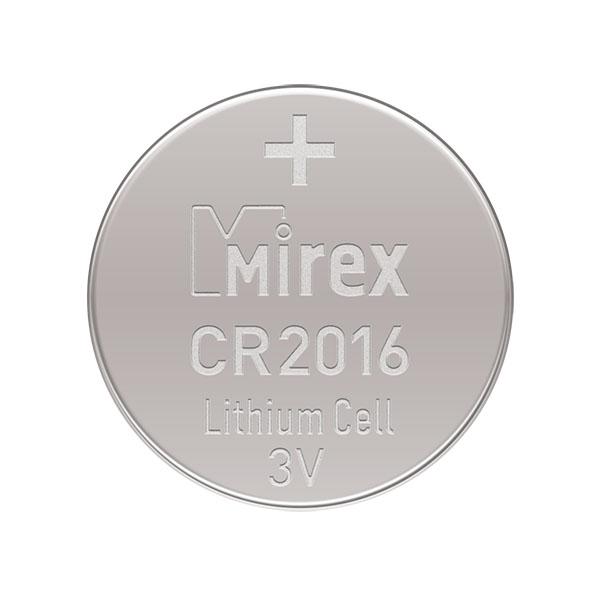 Литиевые батарейки Mirex