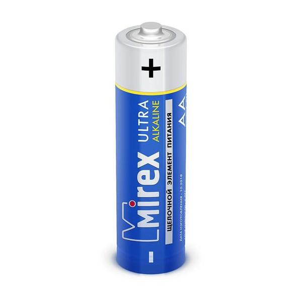 Щелочные батарейки Mirex