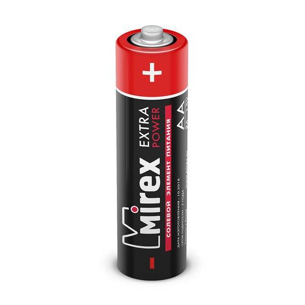 Солевые батарейки Mirex