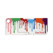 USB-накопитель Sandisk 8Gb CZ53 Cruzer Pop Paint