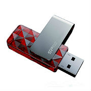 USB-накопитель Silicon Power 16Gb Ultima U30 Red