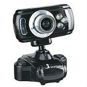 Веб-камера SmartTrack ACTION с разрешением 0.3Мпикс (20Мпикс интерполяция), встроеный микрофон, USB2.0